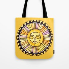 The Sun was incapable of making plans Tote Bag