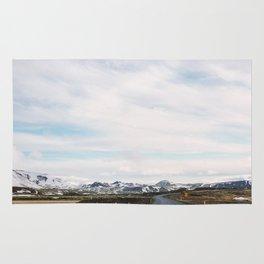 Icelandic Road Rug