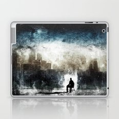 City Thoughts Laptop & iPad Skin