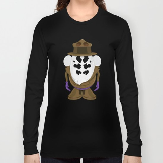 Mr Potato R. Long Sleeve T-shirt