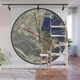 Doomsday Clock 01 Wall Mural