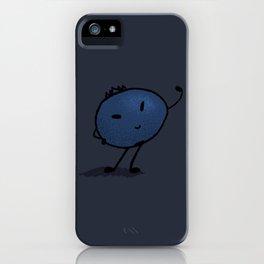 Sassy Blueberry iPhone Case
