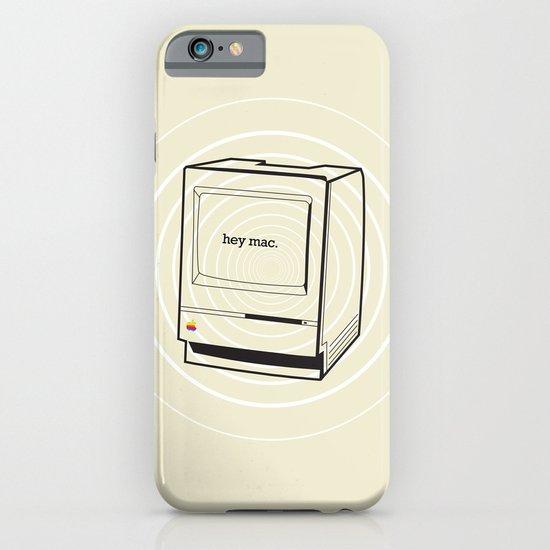 mac iPhone & iPod Case