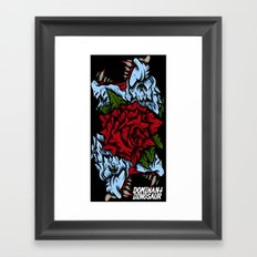 Polar Framed Art Print