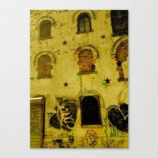 Urban Gold  Canvas Print