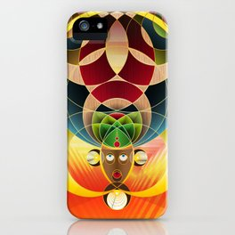 TRIPPING 2 iPhone Case
