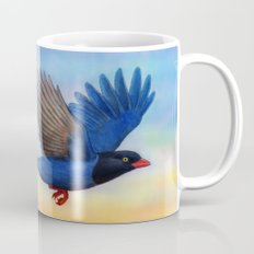 Taiwan Blue Magpies (2) Mug