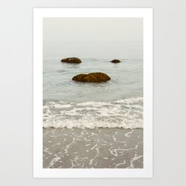 Summer Sea Art Print