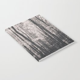 Deep in Woodland Notebook