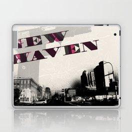 Gun Wavin, New Haven Laptop & iPad Skin