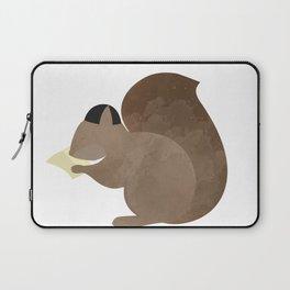 Tisha B'av Squirrel and Book of Lamentations Laptop Sleeve