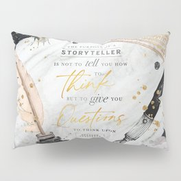 Storyteller Pillow Sham