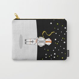 Astronaut Caught Short Carry-All Pouch