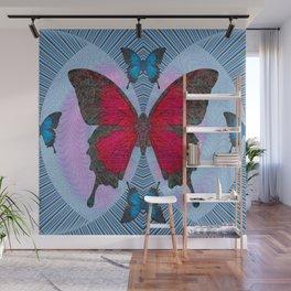 Vlinder Wall Mural