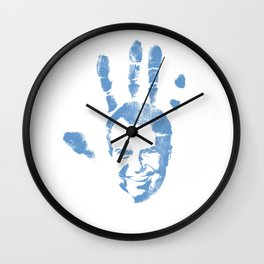 Nixon The Hand Wall Clock