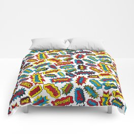 Super Words! Comforters
