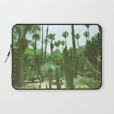 Tropical Cacti Gardens Laptop Sleeve