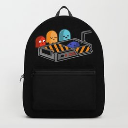 Pacman funny Backpack