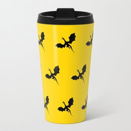 The Dragon Pattern Travel Mug