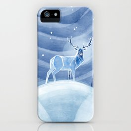 For you, my deer. iPhone Case