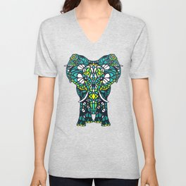 Spirit Elephant Unisex V-Neck