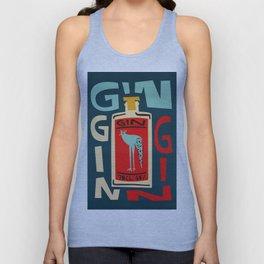 Gin Gin Gin Unisex Tank Top