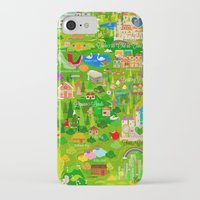 narnia iPhone & iPod Cases featuring Imagine Nation by Kitkat Pecson