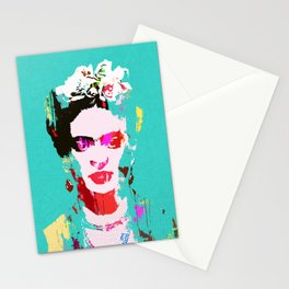 Frida Kahlo Stationery Cards