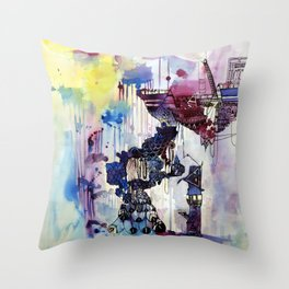 This is the Good Ship Lifestyle Throw Pillow