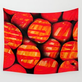 Fruits and berrys IV Wall Tapestry