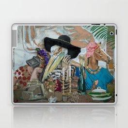 DO IT FOR THE GRAM Laptop & iPad Skin