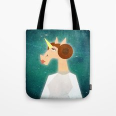 You're my only Horn Tote Bag