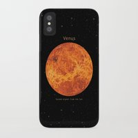 venus iPhone & iPod Cases featuring Venus by Terry Fan