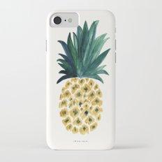 Pineapple iPhone 7 Slim Case