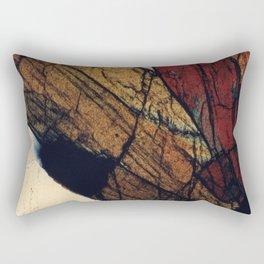 Epidote and Quartz Rectangular Pillow