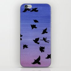 I won't apologize for being a bird iPhone & iPod Skin