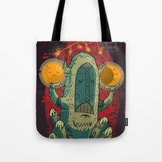 :::Unlikely hero::: Tote Bag
