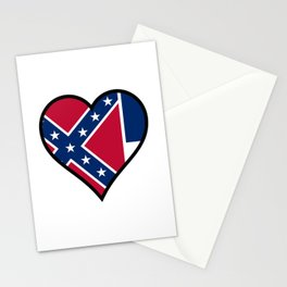 Love Mississippi Stationery Cards
