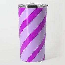 Royal Stripes Travel Mug