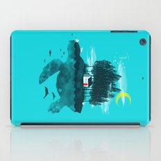 Moving Island iPad Case
