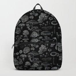 Mycology Black Backpack