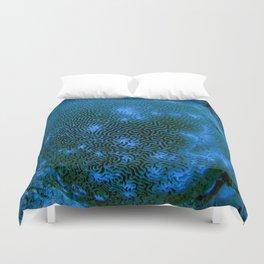 Coral Duvet Cover
