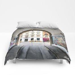 Streetart Comforters