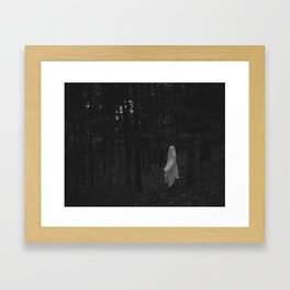 Inhabit Framed Art Print