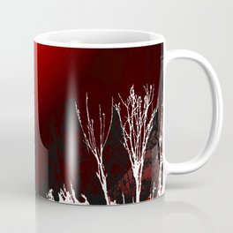 Blood Orange Moon Coffee Mug