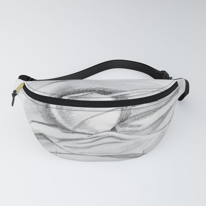 tennis -ball in the material Fanny Pack