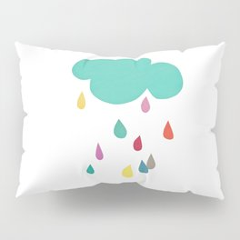 Sunshine and Showers Pillow Sham