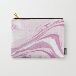 Rose Marbling Carry-All Pouch