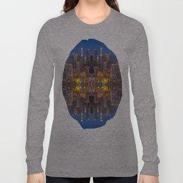 Aztec city 1 Long Sleeve T-shirt