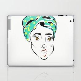 Scarf Beauty Laptop & iPad Skin